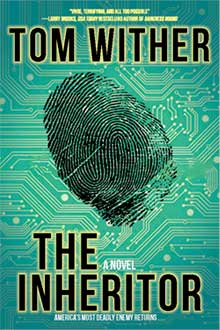 The Inheritor Cover by Tom Wither